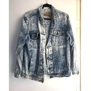 Made In The Shade Vintage Jean Jacket M